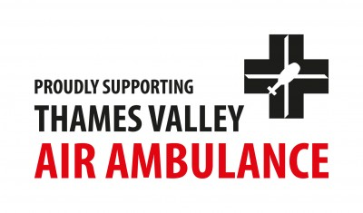 Thames Valley Air Ambulance supporter logo