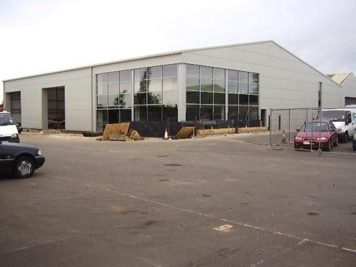 Auto salvage dealership 6 weeks away