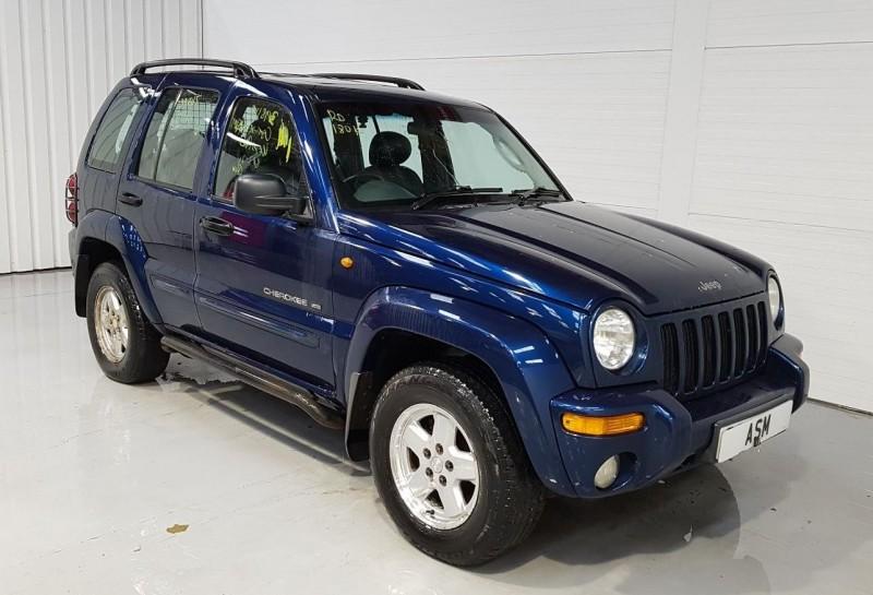 2002 Jeep Cherokee V6 4x4