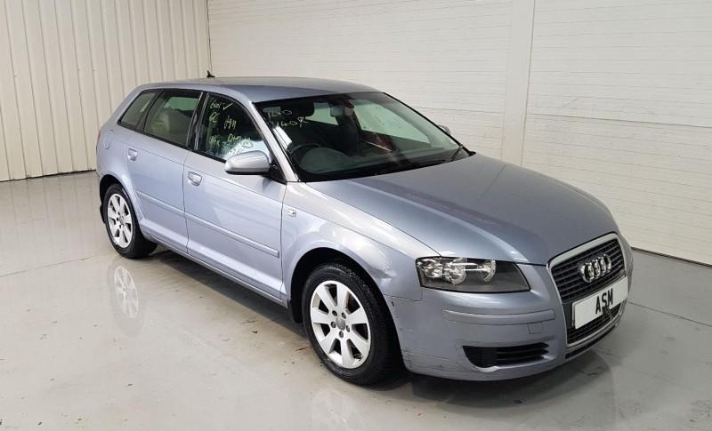 2006 Audi A3 SE TDi