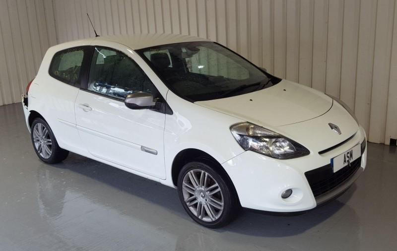 2011 Renault Clio Dynamique