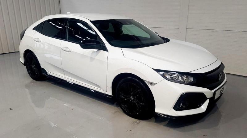 2018 Honda Civic S VTEC