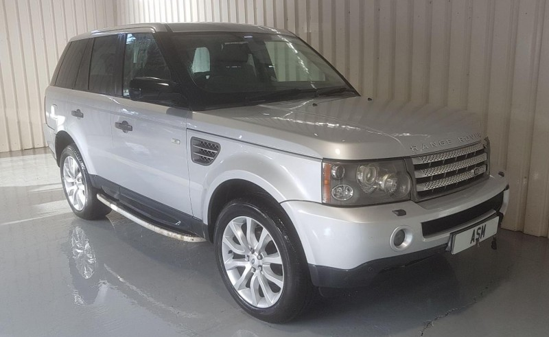 Cat N 2005 Land Rover Range Rover HSE TD6