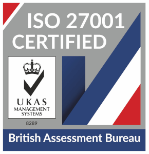 ISO 27001 Certificate of Information Security