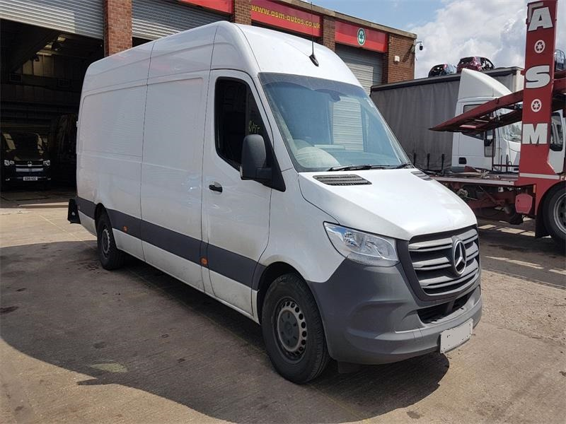 Featured van recently at auction